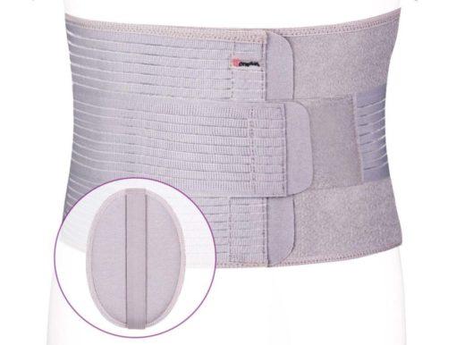 Бандаж абдоминальный пупочный для взрослых Tom-1031