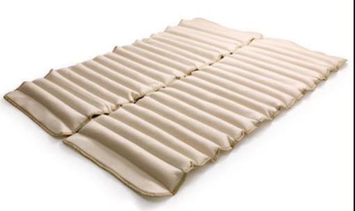 Матрас ортопедический двуспальный Классик 160, Размер 160х195х3 см. ПасТер НК0160