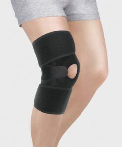 Бандаж на коленный сустав универсальный разъемный Ttoman KS-053