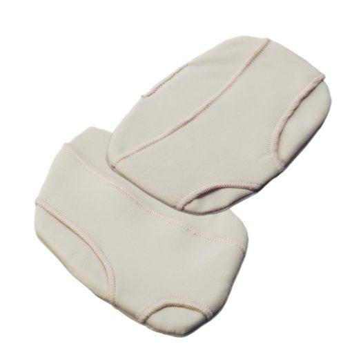 Стяжка эластичная для стопы с разгрузкой переднего отдела Forta 166