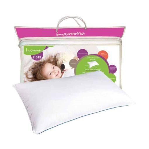 Детская ортопедическая подушка с эффектом памяти Luomma LumF-513 (35х55 см)