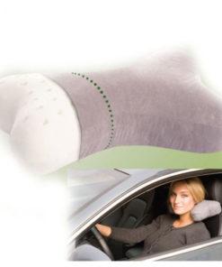 Подушка ортопедическая для путешествий из латекса Тривес ТОП-210