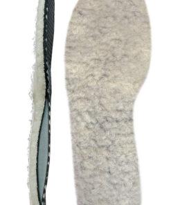 Мягкие ортопедические стельки с покрытием из натуральной шерсти «Зимний комфорт» Арт. 38T