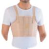 Бандаж на грудную клетку усиленный мужской Арт. БГК-423