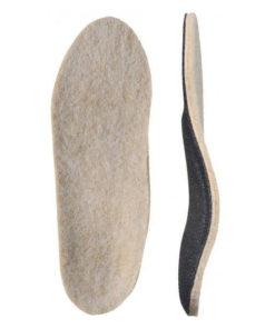 Мягкие ортопедические стельки из натуральной овечьей шерсти Talus 74