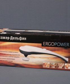 Массажер Дельфин Ergopower ER 7030, 8 насадок
