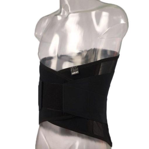 Корсет Ортопедический усиленный 4 ребра жесткости. Комф-Орт  К-614 (35 см)