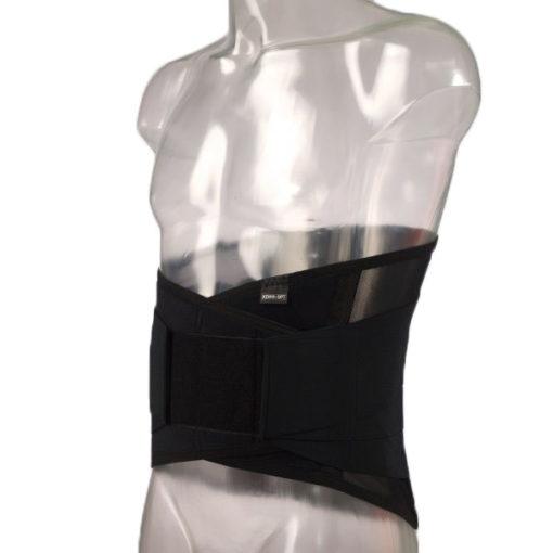 Корсет Ортопедический усиленный 4 ребра жесткости Комф-Орт К-614 Ш широкий (42 см)