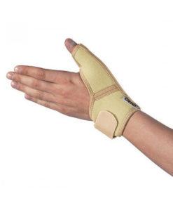 Бандаж на лучезапястный сустав (шина на I палец) Арт. AWU 601