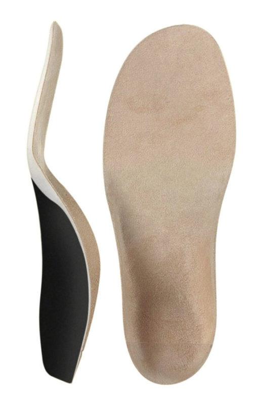 Стельки ортопедические с чашеобразной пяткой детcкие LUOMMA LUM202