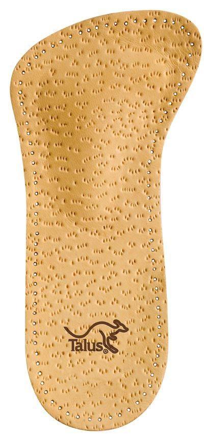 Полустельки Ортопедические для женской обуви с высотой каблука от 5-7 см «Подиум»Арт.73K