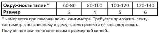 Бандаж дородовый Арт.К-607