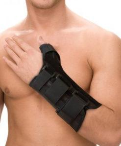 Бандаж Лучезапястный с анатомическими шинами Арт. Т-8309