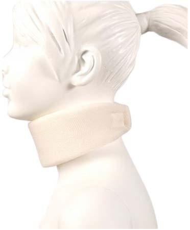 Воротник ортопедический мягкий для детей Fosta Арт. F 9001, высота 6,5 см