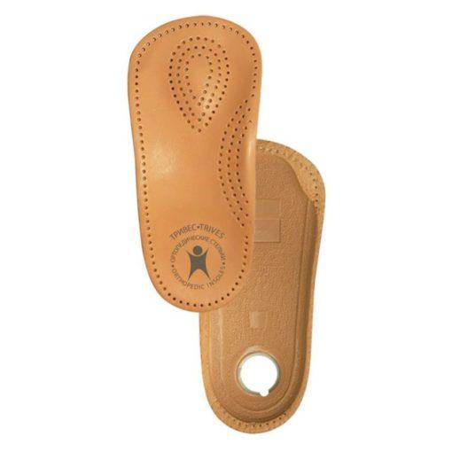 Полустельки ортопедические для закрытой обуви. Тривес СТ-201