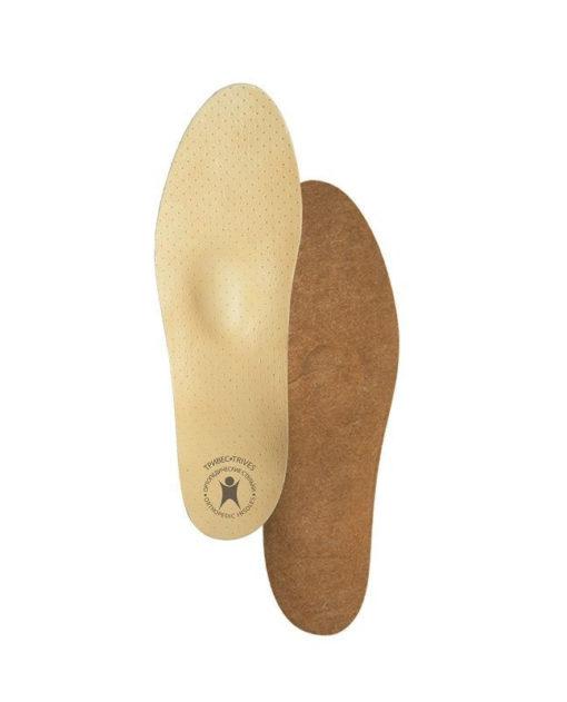Ортопедические стельки мужские для закрытой обуви Арт. СТ-103