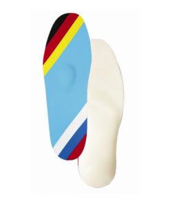 Ортопедические стельки женские для закрытой и спортивной обуви Арт. СТ-110