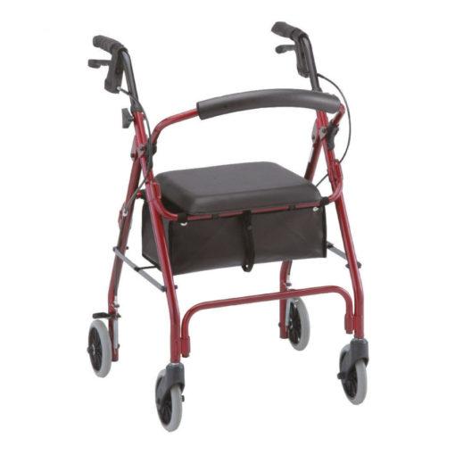 Опоры-ходунки на колесах (роллейтор) Арт. TN-601