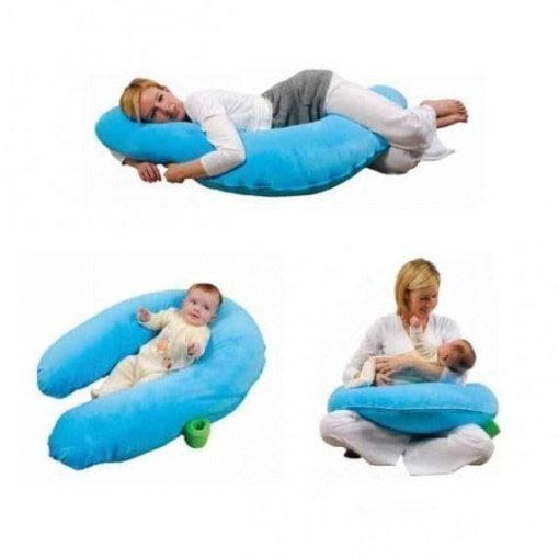 Подушка ортопедическая для беременных и кормящих Арт. ТОП-113