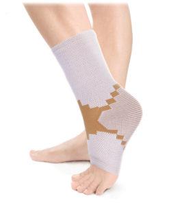 Бандаж на голеностопный сустав эластичный AS-E01