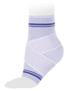 Бандаж на голеностопный сустав эластичный AS-E04