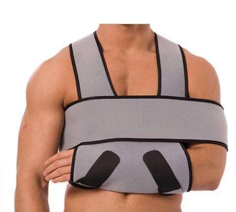 Повязка Дезо. Бандаж фиксирующий на плечевой сустав Тривес Т.33.01 (Т-8101)