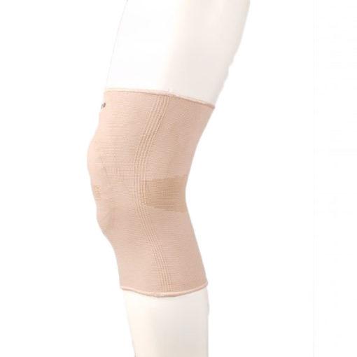 Фиксатор коленного сустава с силиконовым элементом Fosta Арт. F 1601