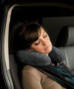 Подушка ортопедическая под голову для путешествий. ТОП-126 (Т.326R)