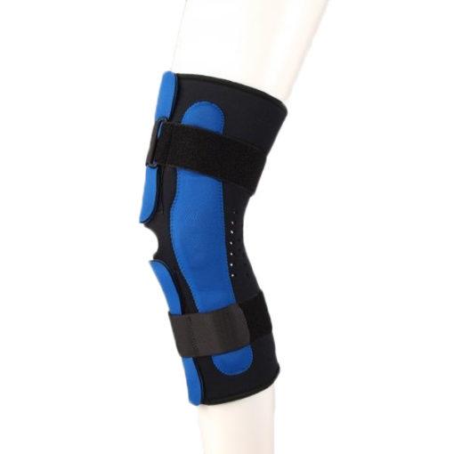 Ортез на коленный сустав разъемный с полицентрическими шарнирами удлиненный (наколенник) Fosta Арт. FL 1293