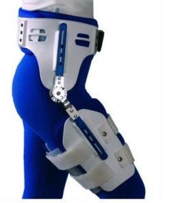 Фиксатор тазобедренного сустава с шарниром Fosta Арт. FS 6870