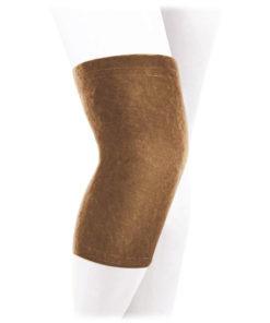 Бандаж на коленный сустав согревающий. Верблюжья шерсть ККС-Т4