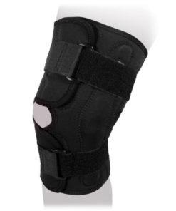 Бандаж на коленный сустав с полицентрическими шарнирами Арт. KS-055