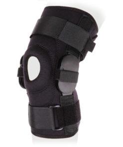 Бандаж на коленный сустав разъемный с регулятором угла сгибания Арт. KS-RPA