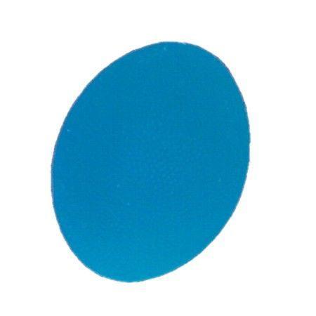 Мяч для массажа кисти (яйцевидной формы) Ортосила Арт. L 0300 F жесткий, синего цвета