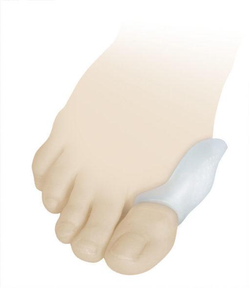 Протектор силиконовый для защиты большого пальца Арт. Lum901