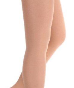 Чулки с простой резинкой на силиконовой основе с открытым носком IDEALISTA ID-310