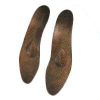 Стельки ортопедические сверхтонкие для модельной обуви с покрыт. под кожу питона Арт. ORTO Belle Tech