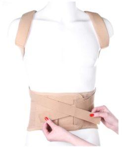 Корсет ортопедический (реклинатор) для детей КК-01Д