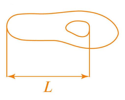 Вкладыш для коррекции поперечного плоскостопия (Т-образный) Арт. 52К
