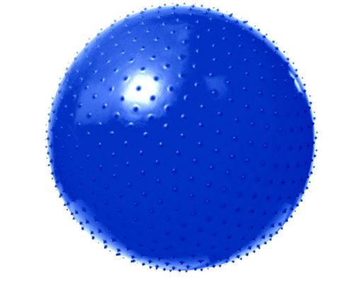 Мяч массажный гимнастический игольчатый Арт. VEGA-602/65