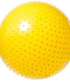 Мяч массажный гимнастический игольчатый Арт. VEGA-602/75