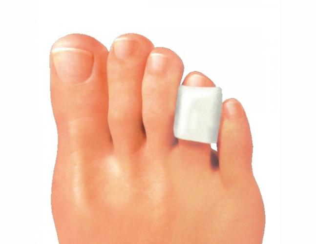 Гелевые кольца ортопедические на палец