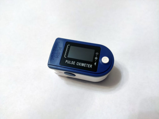 Пульсоксиметр Pulse Oximeter Fingertip (Измеритель насыщения крови кислородом и измеритель пульса)