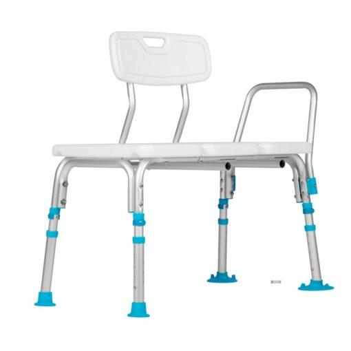Широкий стул-сиденье для ванной ORTONICA LUX 625