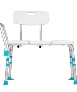 Широкий стул для ванной LUX 625