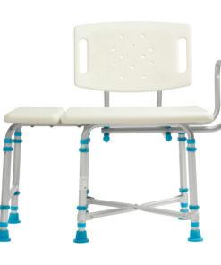 Широкий стул для ванной Ortonica LUX 665