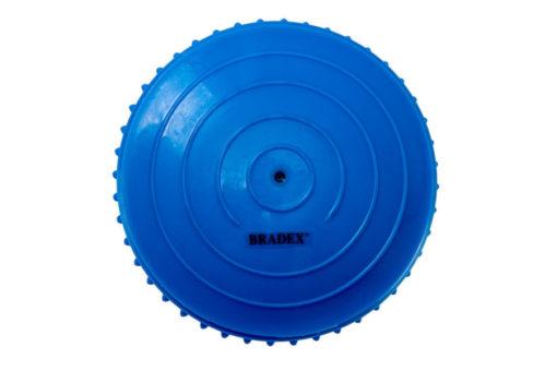 Полусфера балансировочная массажная, зеленая, синяя BRADEX SF 0245, SF 0246
