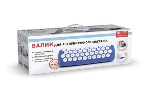 Валик для акупунктурного массажа «НИРВАНА» BRADEX KZ 0491