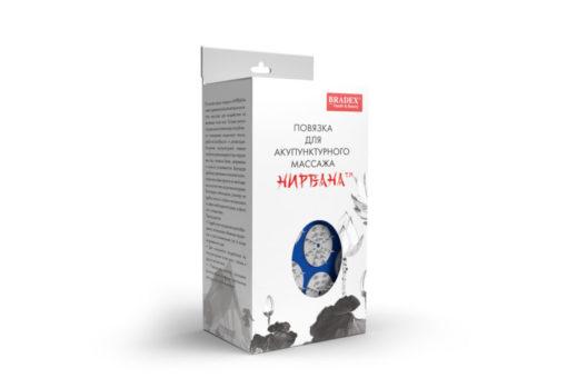 Повязка для акупунктурного массажа «НИРВАНА» BRADEX KZ 0493