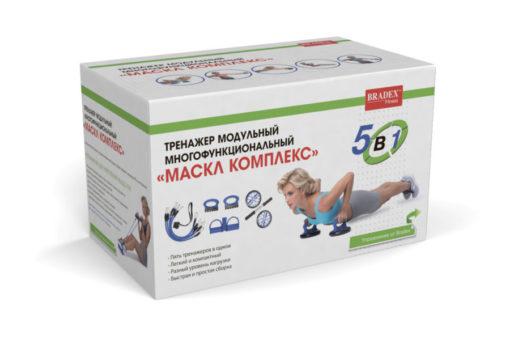 Тренажер модульный многофункциональный «МАСКЛ КОМПЛЕКС» BRADEX SF 0273
